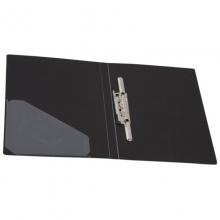 齐心(Comix)AL151A/P A4 长押夹文件夹/资料夹 黑色