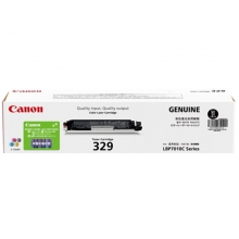 佳能(Canon)CRG-329 BK 黑色硒鼓(适用于CANON LBP7010C/LBP7018C)