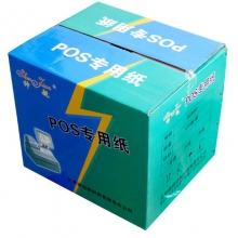 神舰(SHENJIAN)60mm*80mm 热敏收银纸/POS机打印纸 120卷/箱