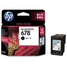惠普(HP)CZ107AA 黑色墨盒 678(适用HP Deskjet1018 2515 1518 4648 3515 2548 2648 3548 4518)