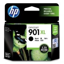 惠普(HP)CC654AA 黑色高容墨盒 901XL(适用HP Officejet J4580 J4660 4500)