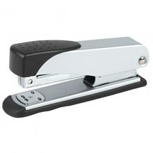 齐心(Comix)B3050 12#经典商务订书机/订书器 25页 适用书钉24/6~26/6 颜色随机