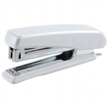 齐心(Comix)B2992 10#小型强力耐用订书机/订书器 16页 适用书钉10# 颜色随机