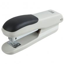 齐心(Comix)B3046 12#舒适型强穿订书机/订书器 20页 适用书钉24/6,26/6 颜色随机