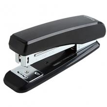 齐心(Comix)B2993 12#强力耐用订书机/订书器 20页 适用书钉24/6,26/6 颜色随机