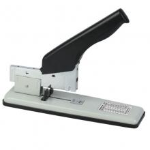 齐心(Comix)B3063 重型厚层订书机/订书器 200页 适用书钉23/6~23/23 黑色
