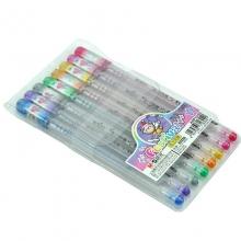 晨光(M&G)GP1311 闪光彩色中性笔/签字笔/AGP13103手账多色笔 1.0mm 8支/盒
