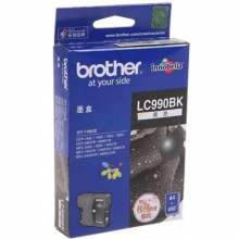 兄弟(brother)LC990BK 黑色墨盒(适用DCP-145C 165C 385C MFC-250C 290C 490CW 790CW 5490CN)