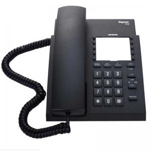 集怡嘉(Gigaset)812 办公电话机/座机 带免提功能- 原西门子品牌(黑色)