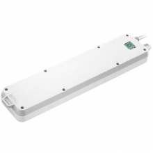 公牛(BULL)GN-313 6位分控 新国标插座/插线板/接线板 3米