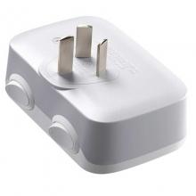 公牛(BULL)GN-9323D 无线转换插座/转换插头/电源转换器 16A 分控一转二