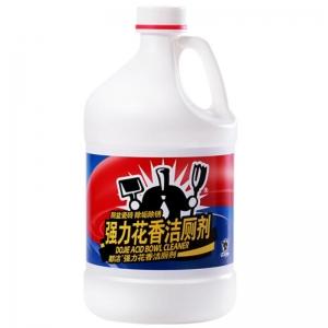 都洁(DOPLAY)3.7kg 强力花香洁厕剂/洁厕液洁厕灵