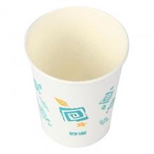 妙洁 7012 一次性纸杯 228ml超值装 中杯 50个/包