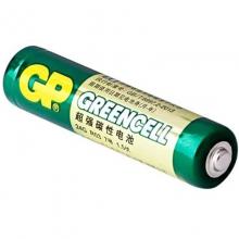 超霸(GP)7号超强碳性电池无汞1.5V环保干电池 40粒装