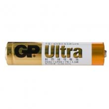 超霸(GP)GP24A-L4 7号/1.5V高能量碱性电池干电池 4粒装