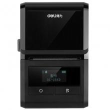 得力(deli)DL-286D 手持便携式蓝牙热敏标签打印机