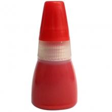 雅齐利(YAQILI)S-62 光敏印章补充液 10ml 红色
