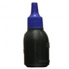 雅齐利(YAQILI)0604 快干渗透原子印油 7ml 蓝色