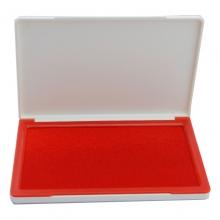 雅齐利(YAQILI)1590 长方形秒速干印台/印泥 150*90mm 红色